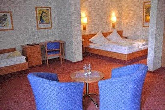 Venue Hotel am Park: Ihr Zimmer