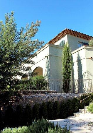 Mas de Chastelas: La Villa Toscane