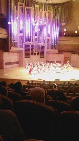 Moscow International House of Music: Сцена