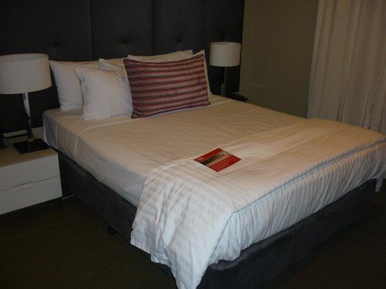 โรงแรมเมดิน่าแกรนด์อดิเลดเทรเชอรี่: Bedroom