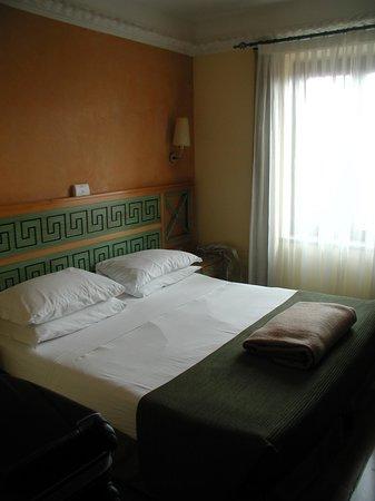 Exe Domus Aurea: chambre