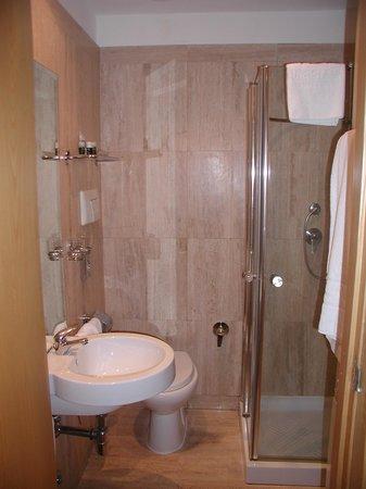 Exe Domus Aurea: salle de bains