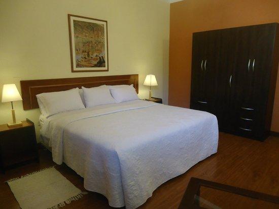 Casa de Avila - For Travellers : King Room
