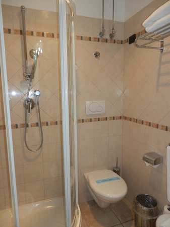 Domidea Hotel: Ванная