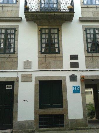 Hotel Carris Casa de la Troya: la facciata