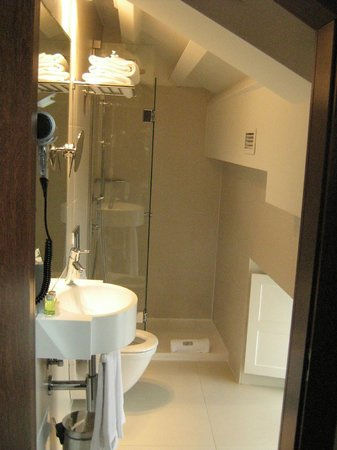 Hotel Carris Casa de la Troya: il bagno