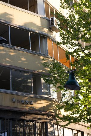 Innova Sultanahmet Istanbul: заброшенный отель