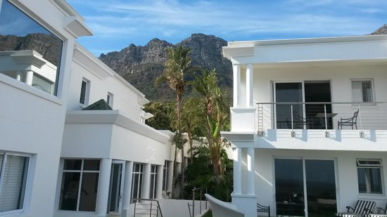 The Twelve Apostles Hotel and Spa: View