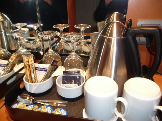 Holiday Inn München - City Centre: coffee