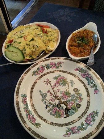 Muhib Indian Cuisine: Signature Muhib Bryani - nice presentation