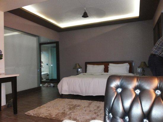 Treat Resort: executive room
