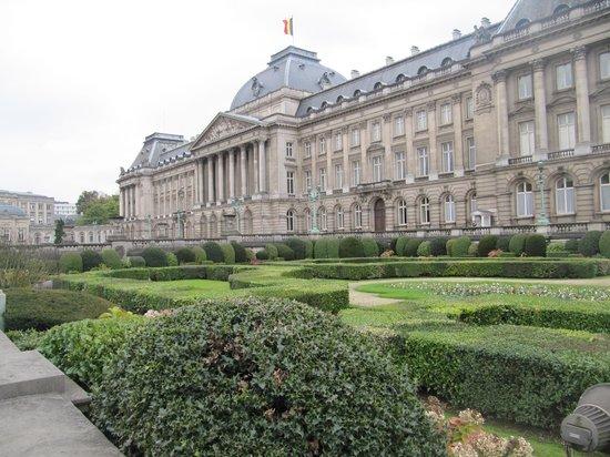Royal Palace (Palais Royal): дворец