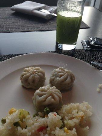 InterContinental Seoul COEX : Desayuno en el Lounge