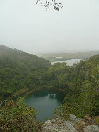 Zona Arqueologica de Chinkultic