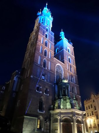 Historic Old Town: cracovia