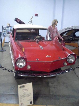 Forney Museum of Transportation: Autoanfibio desarrollado en Denver