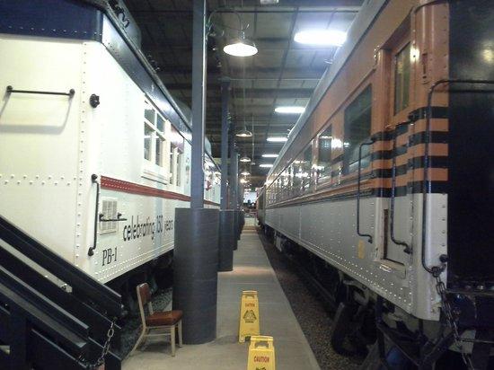 Forney Museum of Transportation : Trenes de Colorado