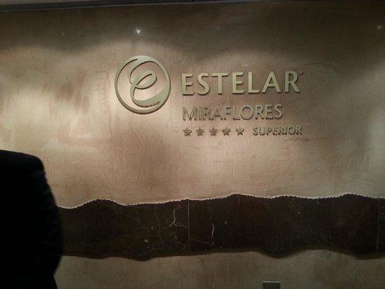 Estelar Miraflores Hotel: hotel