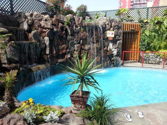 Hotel Estelar Miraflores: piscina hotel