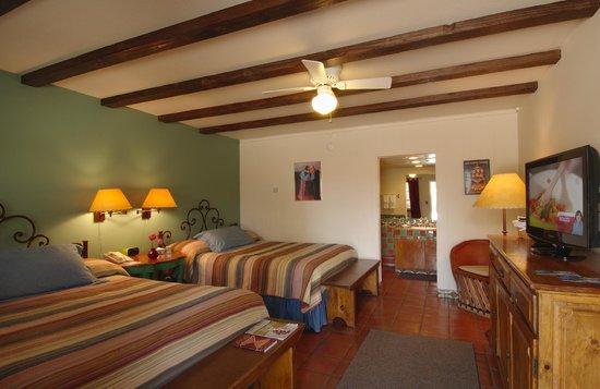 Santa fe motel inn nouveau mexique voir les tarifs for Trouver un motel