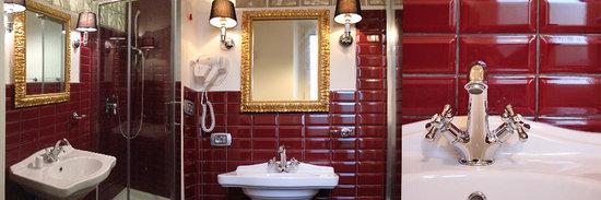 """Primo AmoR San Giovanni : Bagno della Camera """"La Grande Bellezza"""""""