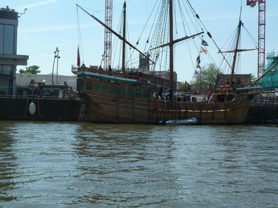 Matthew, replica ship sailed by John Cabot - Picture of