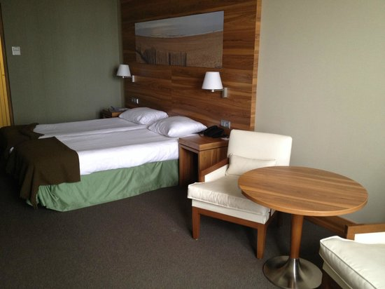 NH Zandvoort: Our room 1