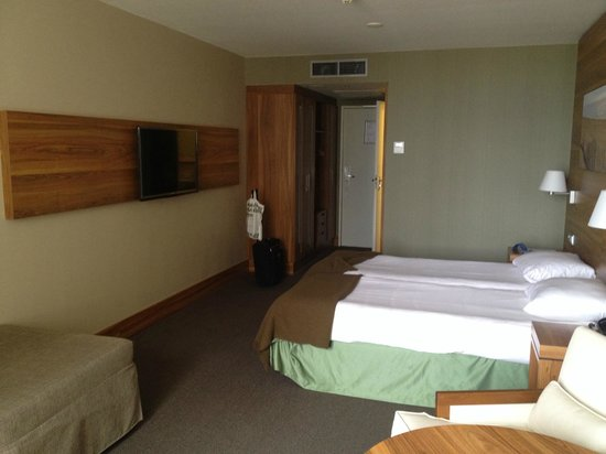 NH Zandvoort: Our room 2