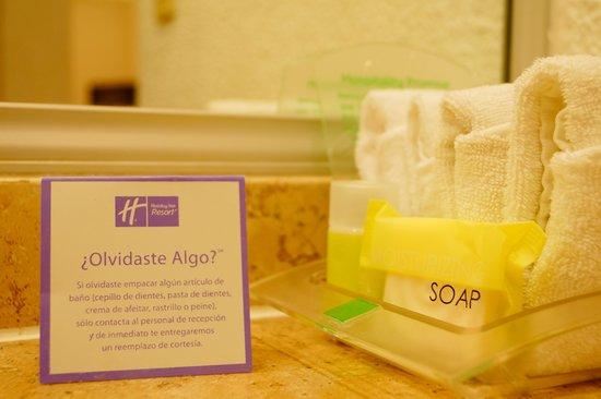 Holiday Inn Resort Acapulco: Amenidades de 1ra calidad