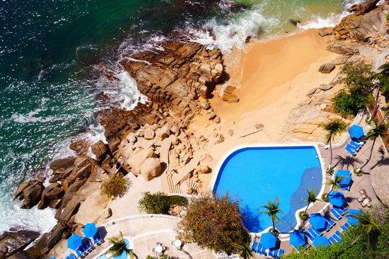 Holiday Inn Resort Acapulco: Playa Privada