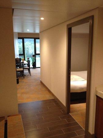 Hotel Lyon Metropole : Le halle