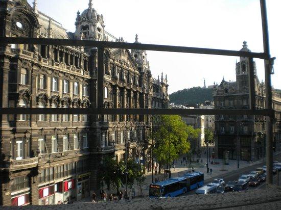 Leo Panzio Hotel: panorama dalla camera