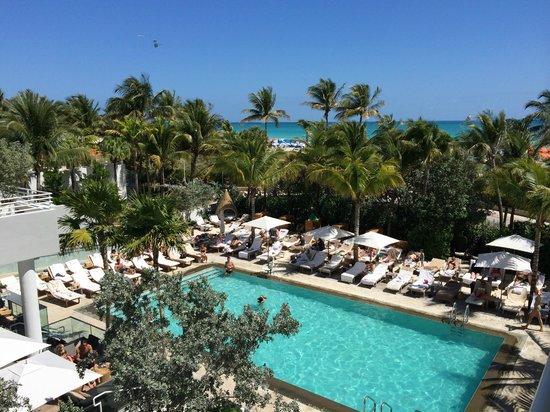 Royal Palm South Beach Miami, A Tribute Portfolio Resort: Hotel pool