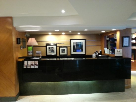 Hampton Inn by Hilton Guayaquil-Downtown : lobby