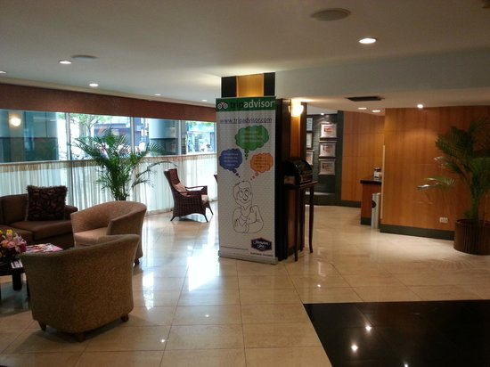 Hampton Inn by Hilton Guayaquil-Downtown : d