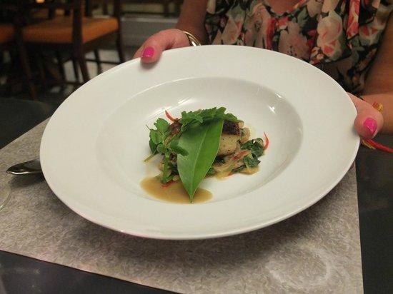 Cuisine Wat Damnak: Nomnomnom