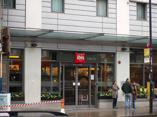 Ibis London City-Shoreditch : Hotel - Ingresso