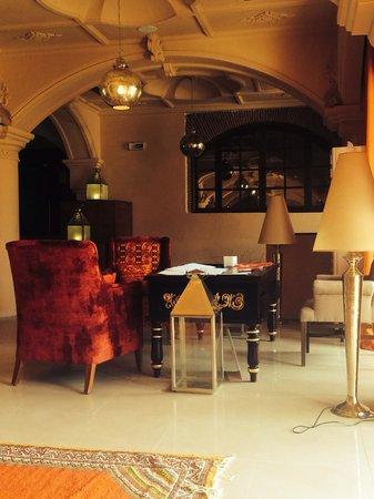Sensimar Medina Gardens : Lobby