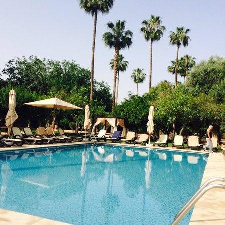 Sensimar Medina Gardens : Relaxing pool