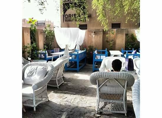 Arabian Tea House Cafe: Love!