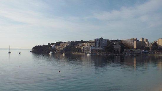 Globales Santa Lucia Hotel: View from solarium