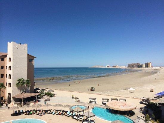 Penasco Del Sol Hotel : great view