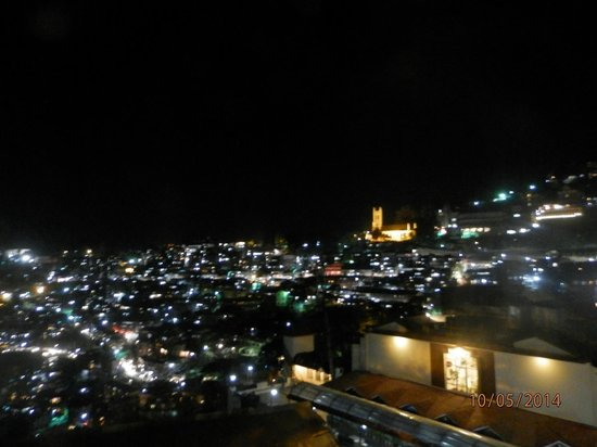 Shimla City At Night