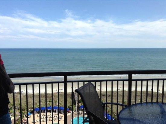 North Beach Plantation: Ahhhh the view......