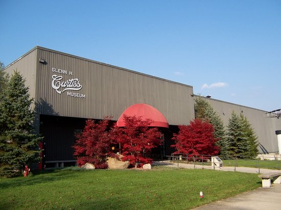 ‪Glenn H. Curtiss Museum‬