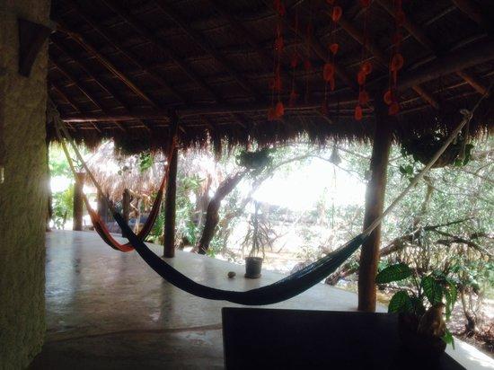 Casa Takywara: Sala de estar