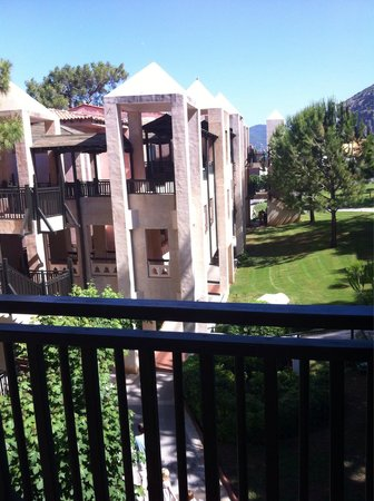Liberty Hotels Lykia: View from the village apartment