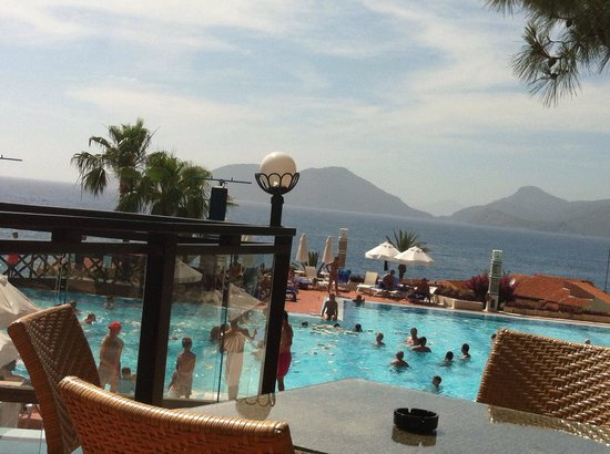 Liberty Hotels Lykia: Main pool