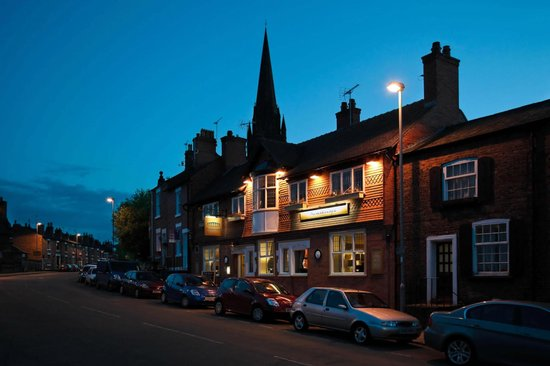 Luxury Hotels Near Chester