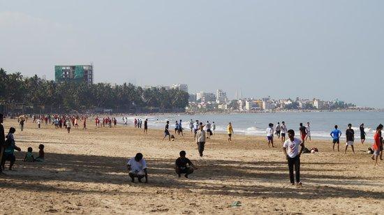Citizen Hotel: Outside - Juhu Beach